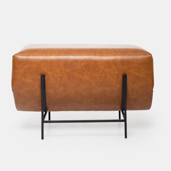 Leather bench India