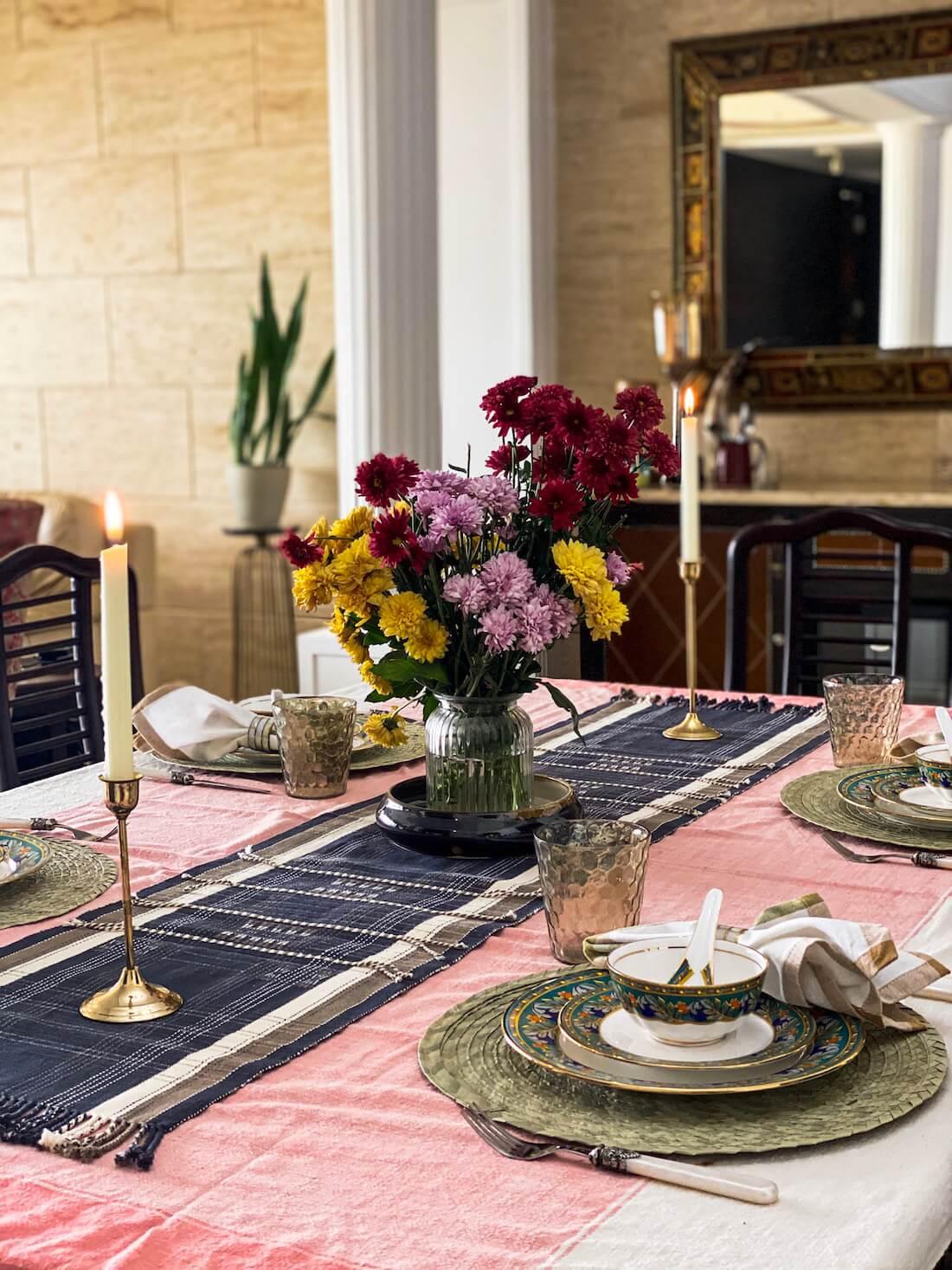 Dining Table styling bengaluru