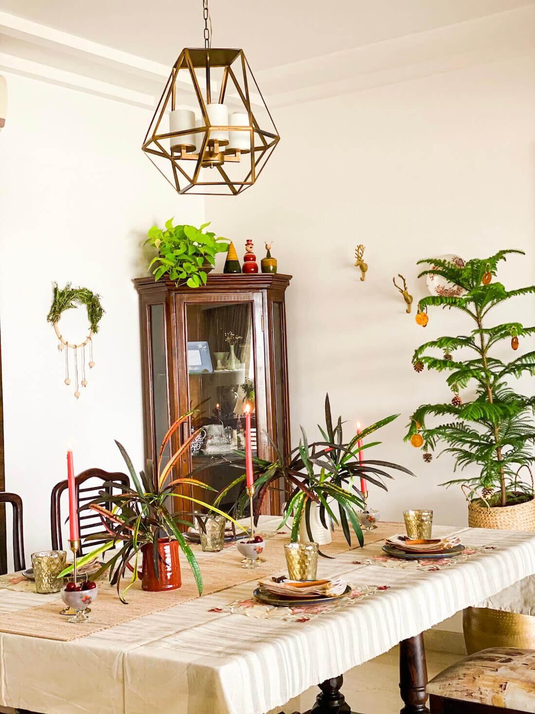 Christmas decor tips bangalore
