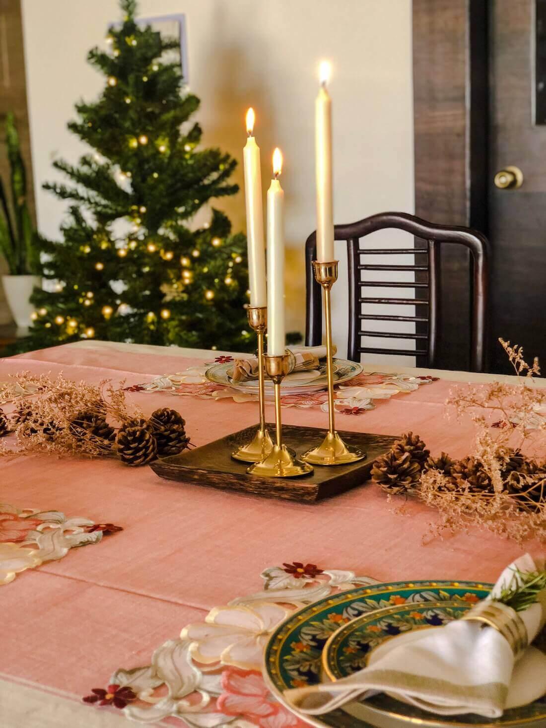 Christmas & Modern home styling tips by Nain, bangalore
