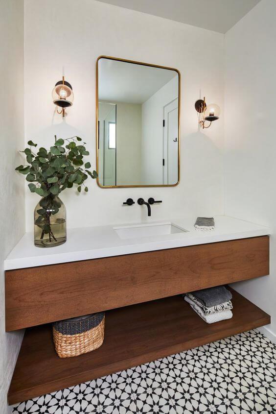 mirrors bathroom