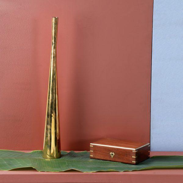 Brass Vase - Topp Brass