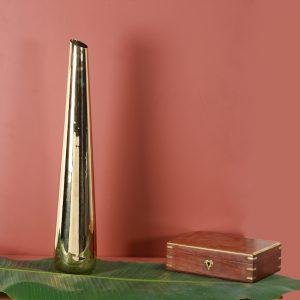 Topp Brass Vase