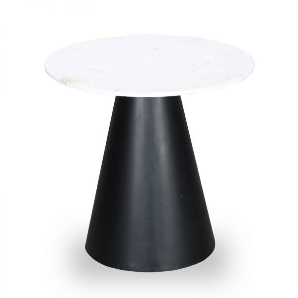 Marble display table for living room