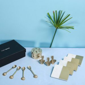 Brass gift box for gifting
