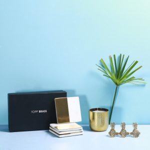 3500 gift box : Topp Brass