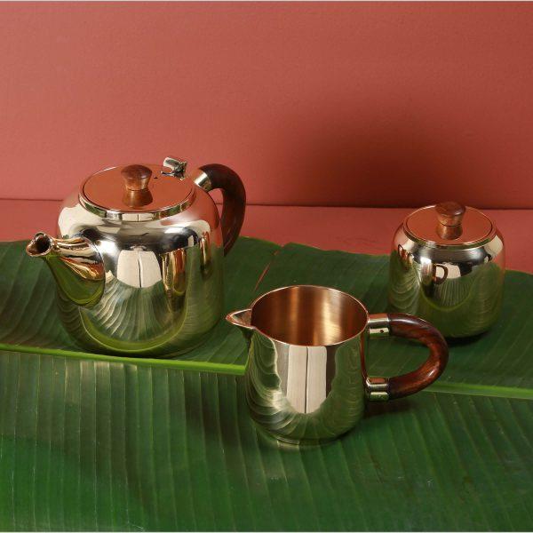Toppbrass : Brass teaset