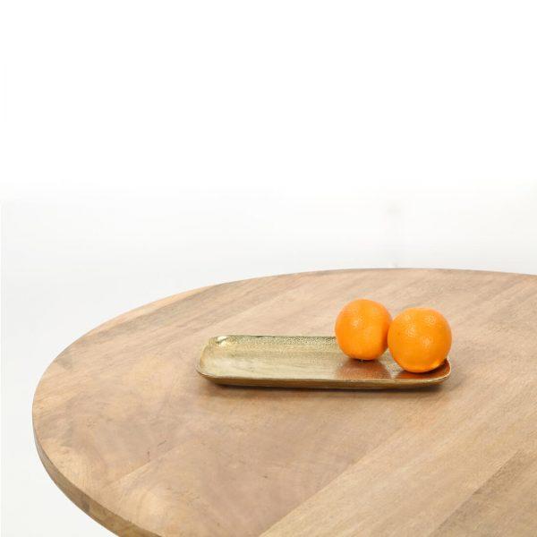 Topp Brass : Fruit tray