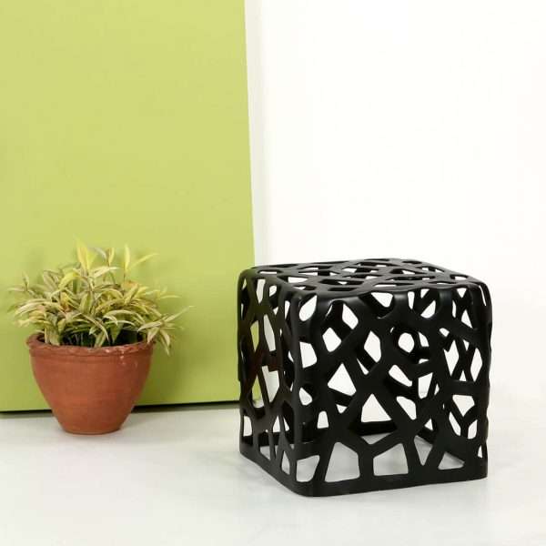 TOPP BRASS : outdoor side table