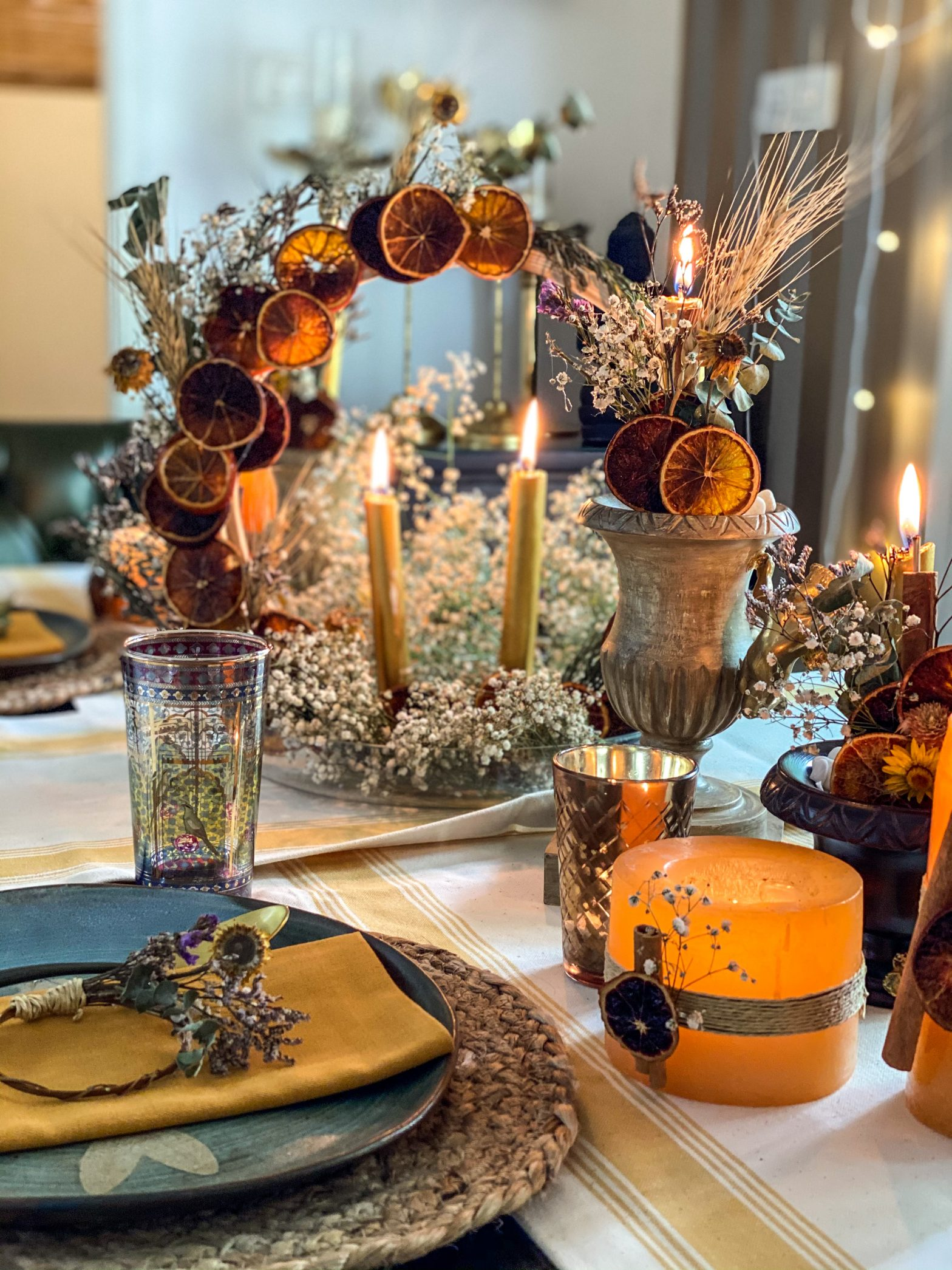 The Art of Gorgeous Tablescapes & More with Pooja Arya